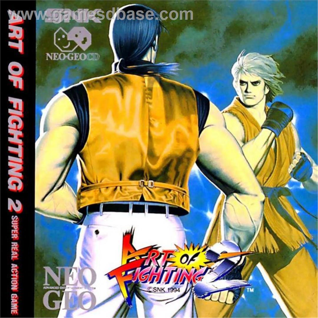Play Art of Fighting 2 SNK NEO GEO online